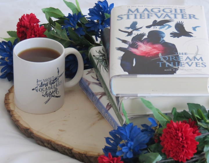 BOOK REVIEW: THE DREAM THIEVES (THE RAVEN CYCLE #2) BY MAGGIE STIEFVATER