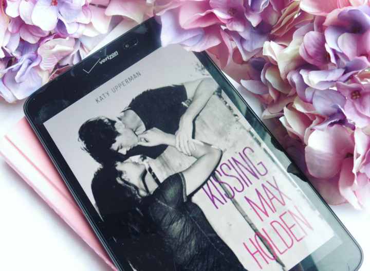 BOOK REVIEW:  KISSING MAX HOLDEN BY KATY UPPERMAN