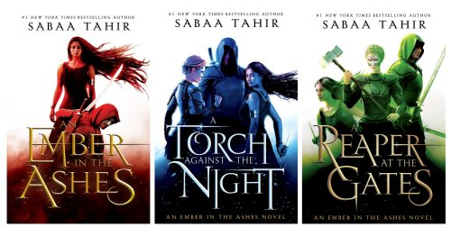 Image result for sabaa tahir cover change