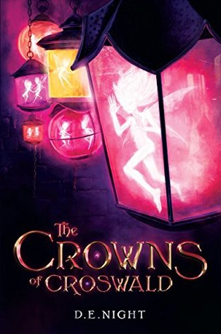 The Crowns of Croswald cover