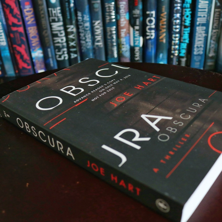 BOOK REVIEW: OBSCURA BY JOE HART